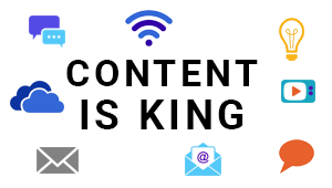 Content is King - Silverwebbuzz